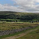 Arkengarthdale Panorama  by neil sturgeon