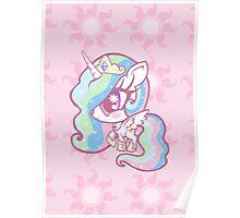 Weeny My Little Pony- Princess Celestia Poster