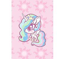 Weeny My Little Pony- Princess Celestia Photographic Print