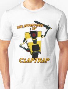 The Adventures of Claptrap T-Shirt