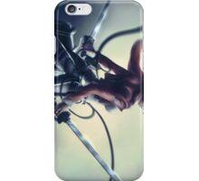 Attack On Titan Mikasa Cover iPhone Case/Skin