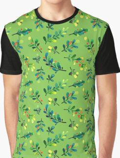 - Branch pattern - Graphic T-Shirt