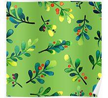- Branch pattern - Poster