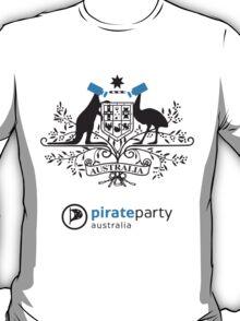 Pirate Party Australia: Australian Surveillance Shirt T-Shirt