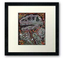 Cryptid Quest Framed Print