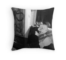 Fu Tu Throw Pillow