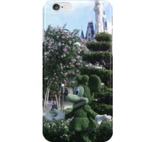 Mickey & Minnie Mouse in Disneyland iPhone Case/Skin