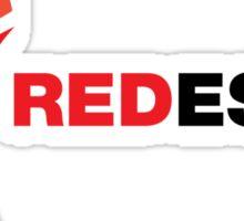 REDesign tee Sticker