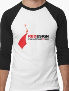 REDesign Web tee Men's Baseball ¾ T-Shirt