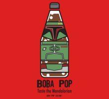 Boba Pop - Taste the Mandalorian Kids Clothes
