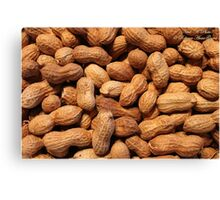 Photography - Peanuts - Color Canvas Print