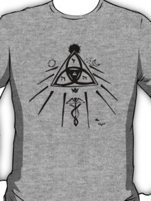 Masonic Knot of Light T-Shirt