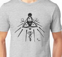 Masonic Knot of Light Unisex T-Shirt