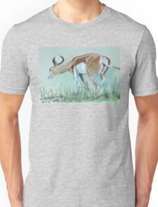 Springbuck in the Game Reserve Unisex T-Shirt