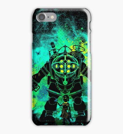 Rapture Art iPhone Case/Skin
