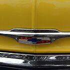 Emblem Chevrolet by Luis Fernando Del Águila Mejía