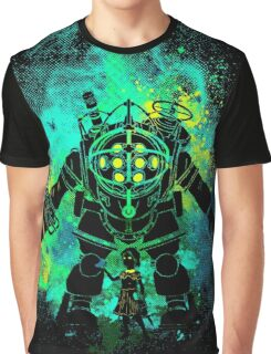 Rapture Art Graphic T-Shirt