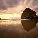 Cannon Beach by Marzena Grabczynska Lorenc