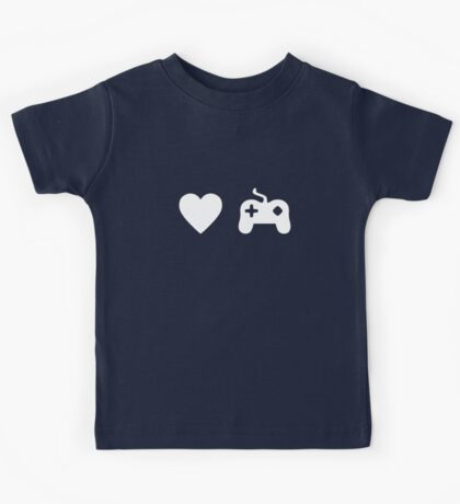 Love. Game. Kids Tee