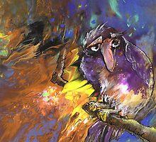 Sad Bird by Goodaboom
