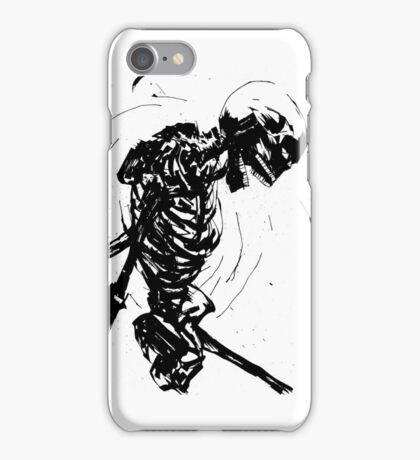How Peaceful The Slumber iPhone Case/Skin