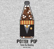 Potter Pop - Taste the Rowling Kids Clothes