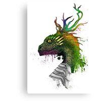 Japan Draco Canvas Print