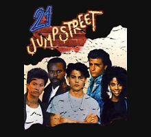 21 Jump Street Cast Distressed Version Unisex T-Shirt