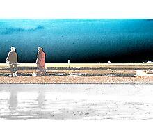 Watchers Photographic Print