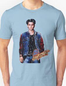 21 Jump Street Johnny Depp - Distressed Version Unisex T-Shirt