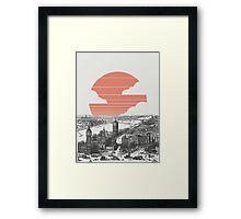 Goodnight London Framed Print