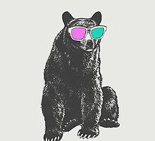 3D is Un-bear-able by Zeke Tucker