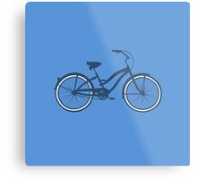 Bike 1 Metal Print