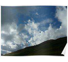 Summer Skies, Kirkstone Pass Poster