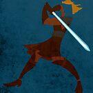 Anakin Skywalker by jehuty23