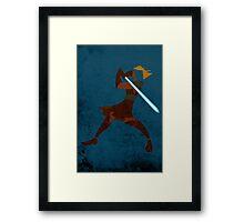 Anakin Framed Print