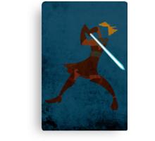 Anakin Skywalker Canvas Print