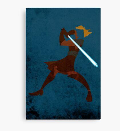 Anakin Canvas Print