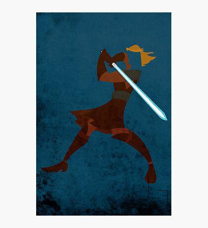 Anakin Photographic Print