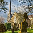 Saint Carthage's Cathedral - Lismore, Co Waterford, Ireland. by Rustyoldtown
