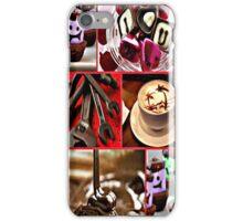 cafe au lait iPhone Case/Skin