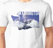 Washington - Mount St. Helens Unisex T-Shirt