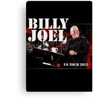 Billy Joel Tour 2015 Canvas Print