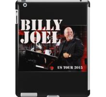 Billy Joel Tour 2015 iPad Case/Skin