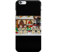 Ghostbuster at the North Pole iPhone Case/Skin