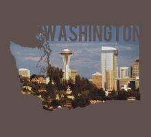 Washington - Seattle Kids Clothes