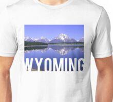 Wyoming - Grand Tetons Unisex T-Shirt