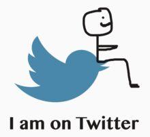 I am on Twitter by zyadalbaadi