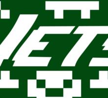 J.E.T.S. JETS JETS! 3nigma Sticker