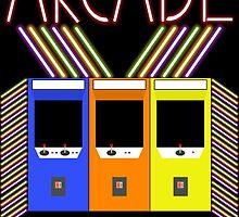 Arcade by SasquatchBear